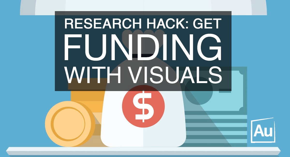 Funding with visuals